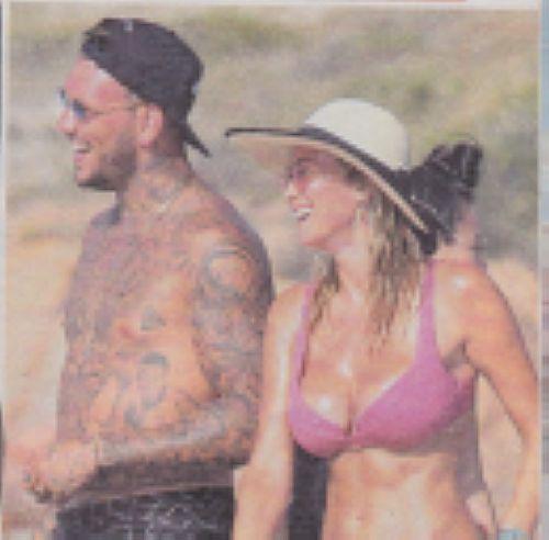 Diletta Leotta è di nuovo fidanzata con Daniele Scaqrdina in vacanza insieme