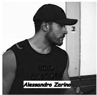 Il nuovo tronista di Uomini e donne Alessandro Zarino risponde alle critiche di Giulio Raselli