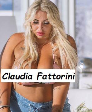 Foto Modella Curvy Claudia Fattorini