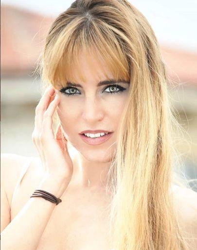 Georgia Viero stupenda modella e attrice