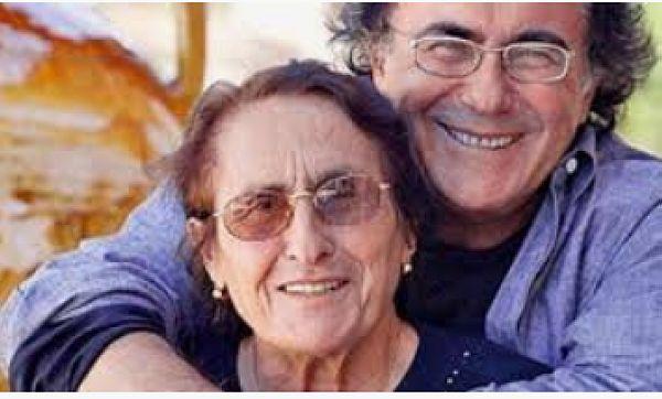 Albano Carrisi  piange la morte di Jolanda