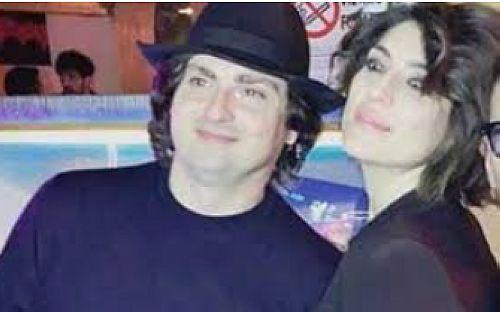Alessandro di Paolo e Elisa Isoardi
