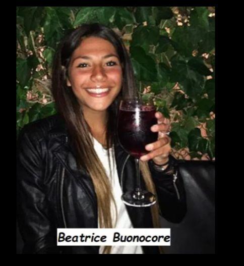 Beatrice Buonocore corteggiatrice di Uomini e donne di Davide Donadei
