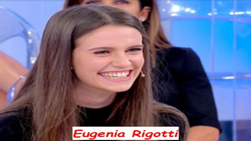 Eugenia Rigotti corteggiatrice Uomini e donne di Massimiliano Mollicone