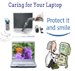 How To Take Good Care Of Your New Laptop