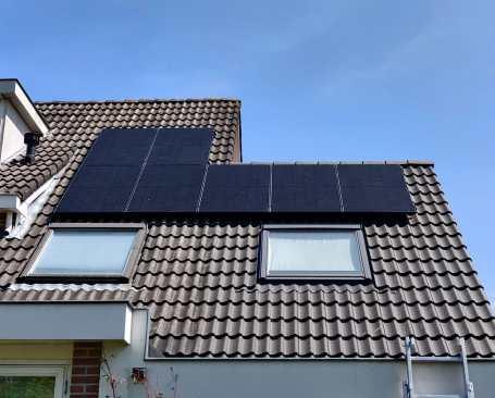 zonnepanelen door NewSolar