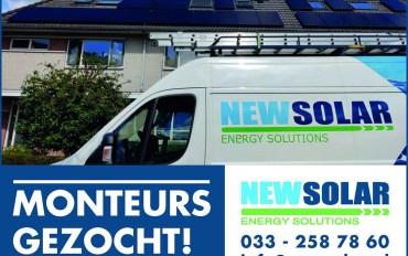 NewSolar_Monteurs_Gezocht