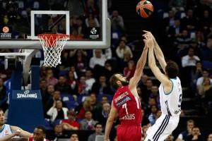 Euroleague: Έχασε πάλι από την Ρεάλ ο Ολυμπιακός με 82 77