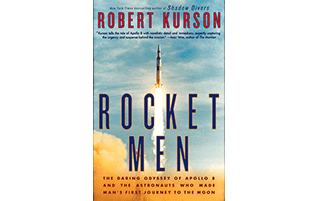 Event Tue 5/15: Rocket Men: an Evening with Author Robert Kurson