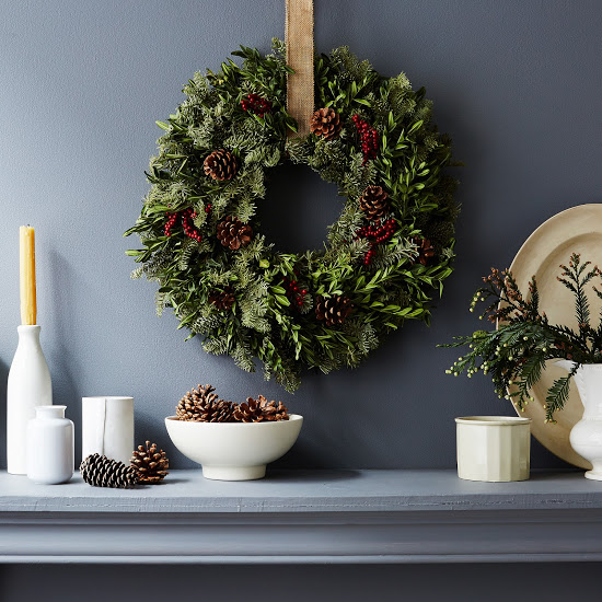 Christmas Wreath from Food52