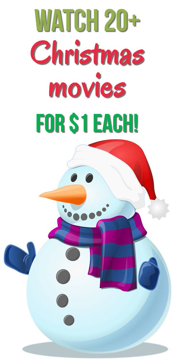 Rent your favorite Christmas movies online cheap!