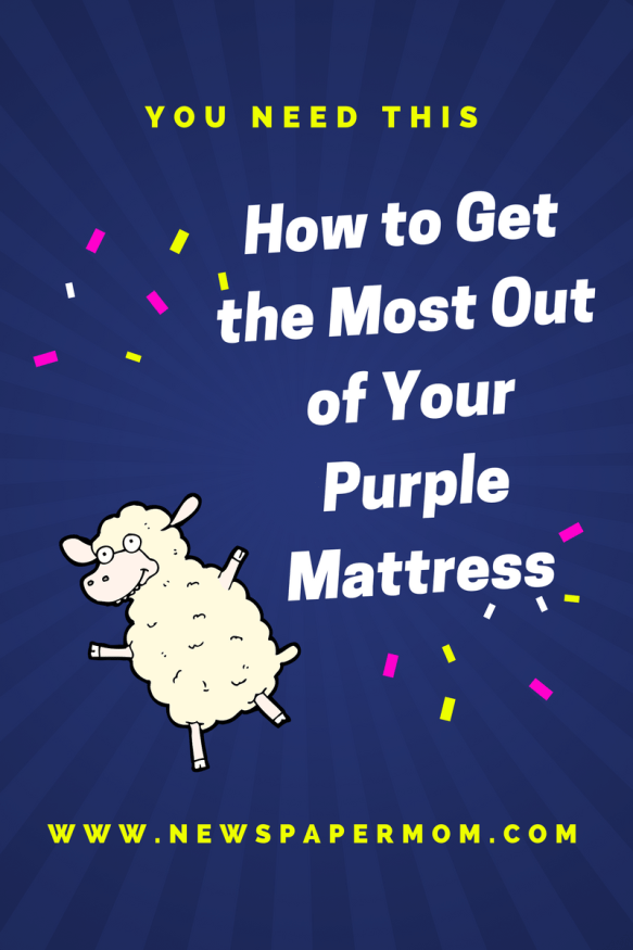 Purple Bed Recommends These Ways to Get the Most from your Purple Bed