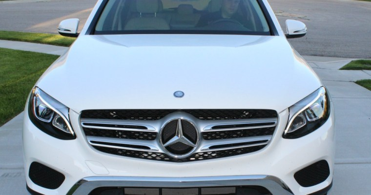 Mercedes GLC Review for 2017 the 4Matic Model SUV Car