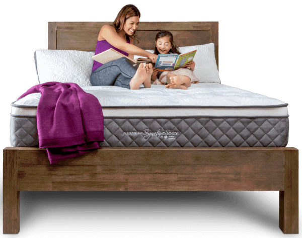 Nest Bedding bed