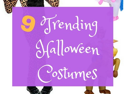 9 Trending Halloween Costumes on Amazon this Year