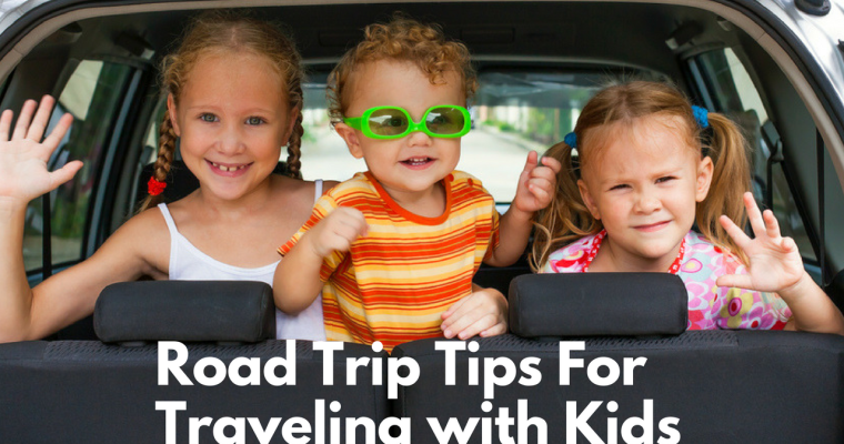 Road Trip Activities for Kids to Stop Boredom and Save Your Sanity