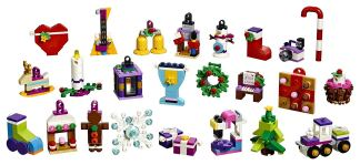 Lego advent