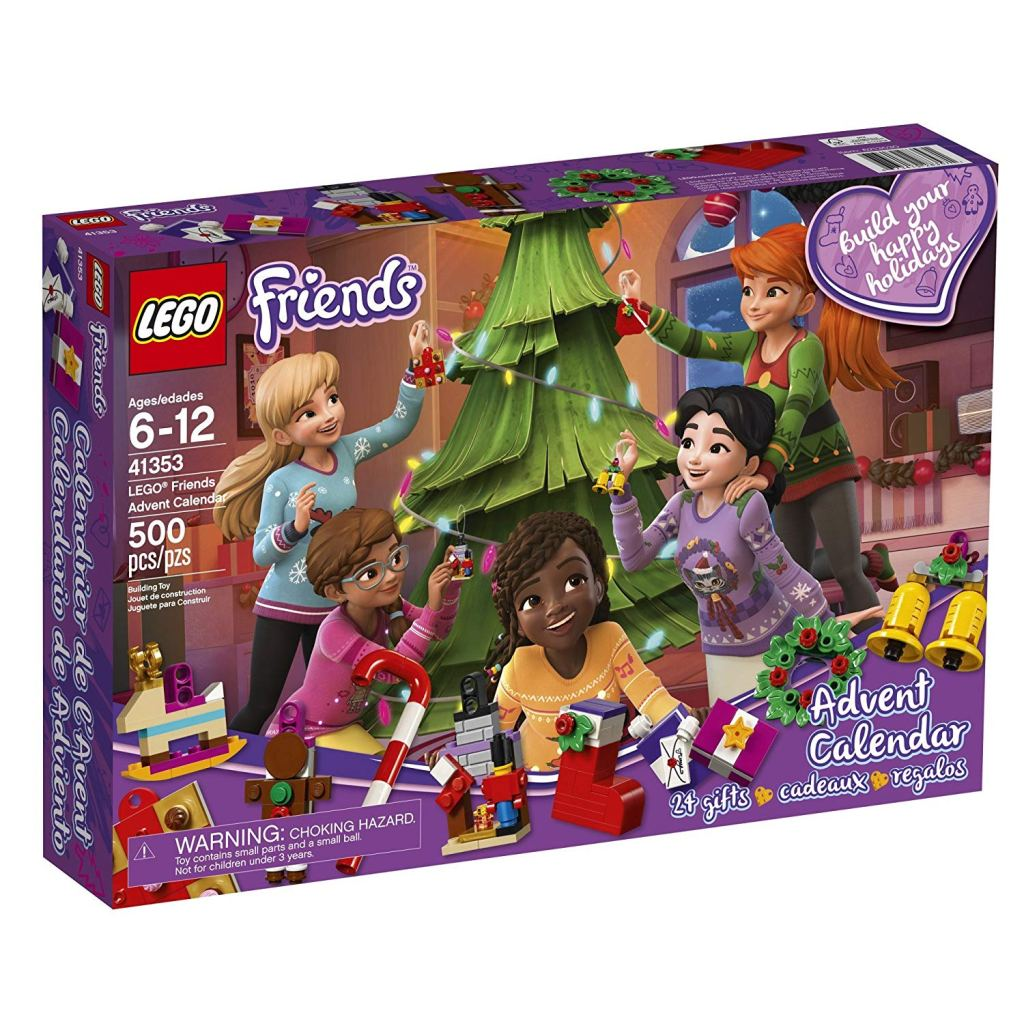2018 lego advent calendar
