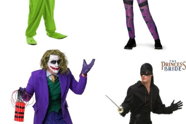 Popular Halloween Costumes – Superheros, Video Game Characters and More!