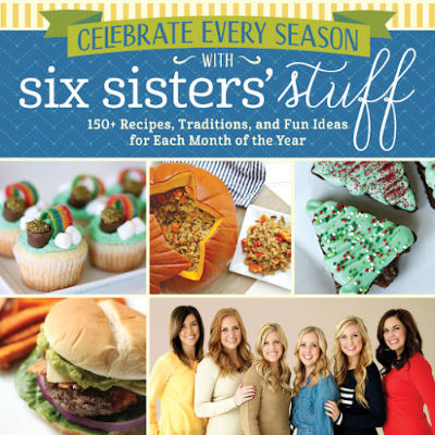 Six Sisters Holiday Cookbook