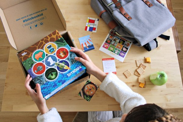 kids coding subscription box
