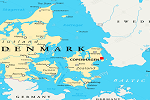 Danish Map