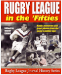 Rugby League journal in UK