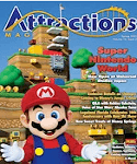 Attractions magazine in Florida, USA