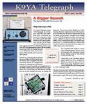 K9YA Telegraph magazine