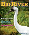 Big River magazine in Mississippi