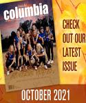 Inside columbia magazine in Missouri