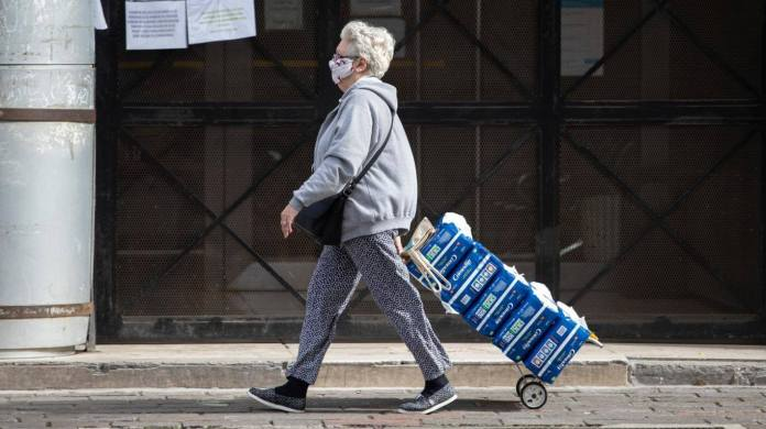 In urban centers there will be no recreational outings. (Photo: Argentine News)