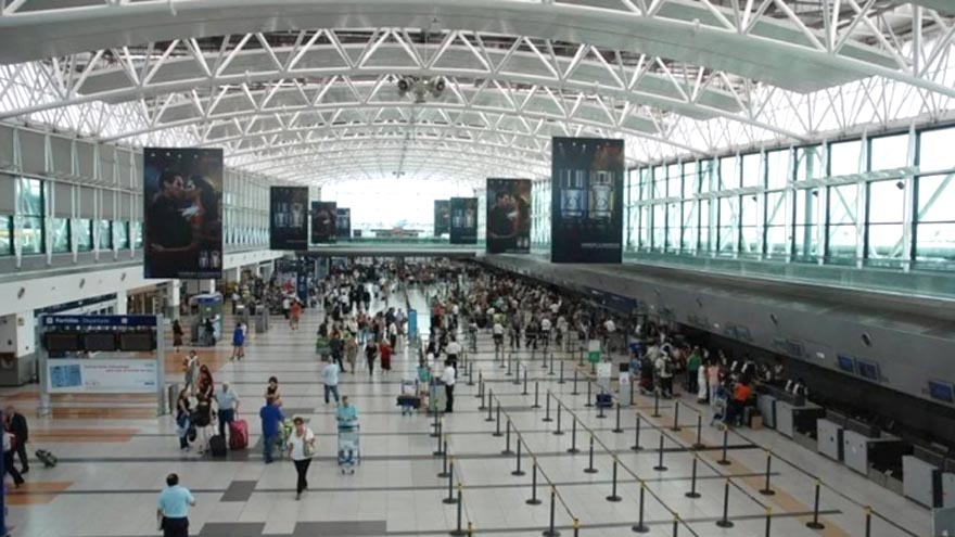 It will seek to limit movement at the airport and on aircraft
