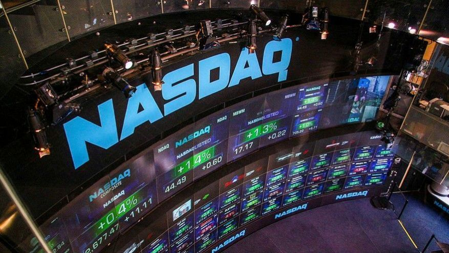 The Nasdaq index, which groups technology-based companies, is at highs