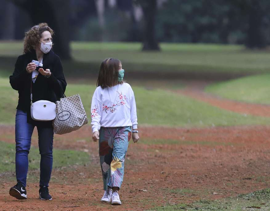 The transfer of children whose parents are separated is allowed from one house to another. (Argentine News Photo)