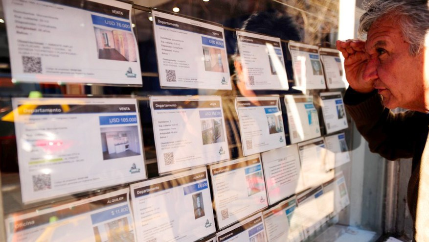 Eight of ten real estate companies did not complete operations in May
