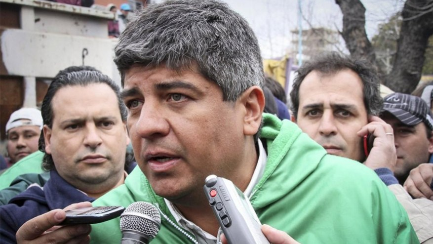 Pablo Moyano argues that the company does not respect