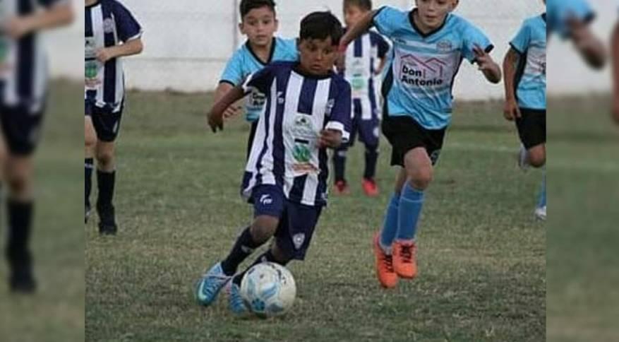 Baptist loved to play ball. (Photo: Antonella Gómez).