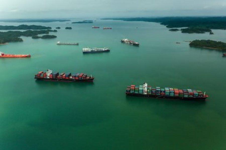 Illustrative image of the Panama Coast, where 20 kilos of cocaine were seized in the Gatun Ship, in March 2007 (Photo: file)
