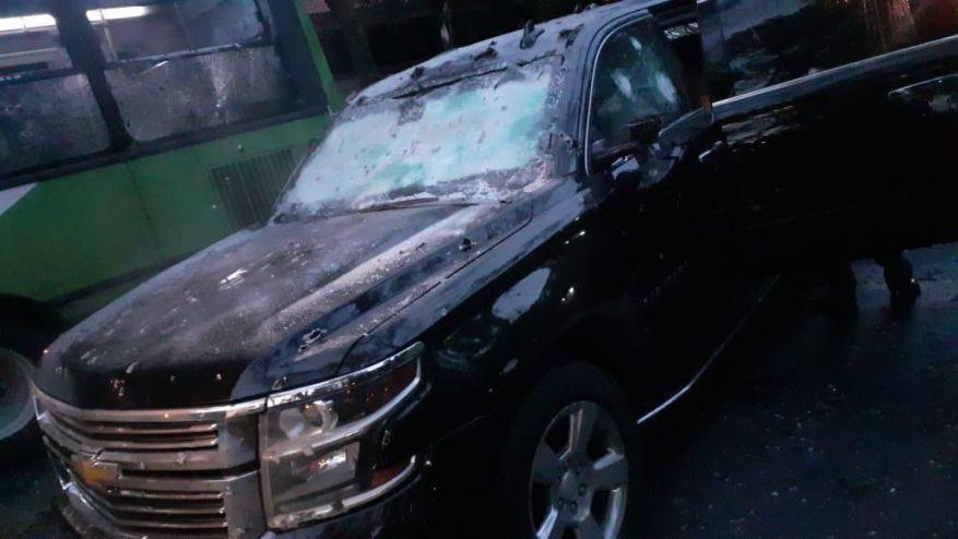 Omar García Harfuch CDMX attack (Photo: @ c4jimenez)