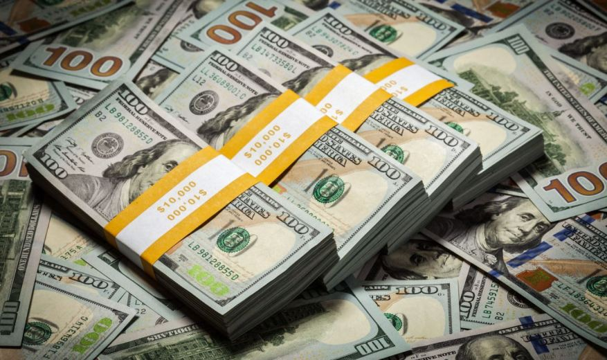 The Argentines accumulate the record of 222,807 million dollars