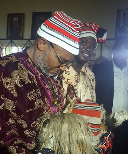 Kanu  In Audio Message Urges Igbos Go And Vote En Mass
