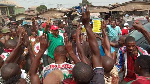 Obi Leads Atiku Campaign to Obosi, Nkpor, Ihiala and Nnewi