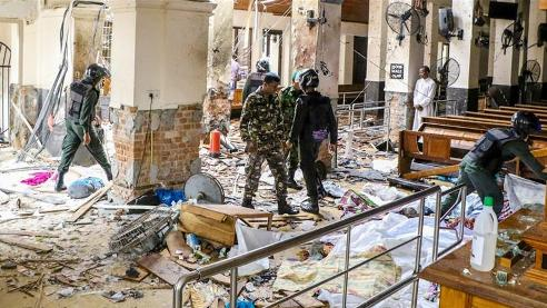 Easter Tragedy:Blasts In Churches, Hotel Kill Over 200, Injured 450 Injured In Sri Lankan