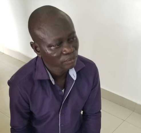 Telephone Fraudster Nabbed In Attempt  To Dupe Commissioner Of Police