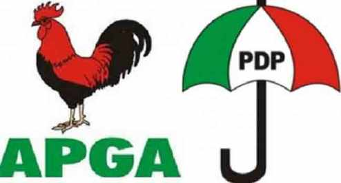 Iwuanyanwu, Two Others Dump APGA For PDP In Imo
