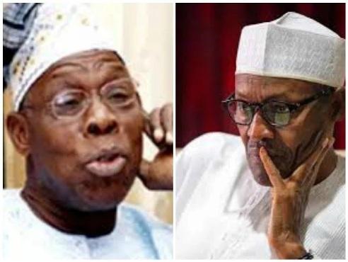 Obasanjo Writes Open Letter To Buhari