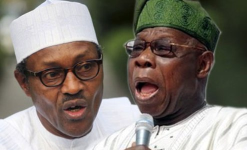 Mixed Reactions Trail Obasanjo's Letter To Buhari On Social Media