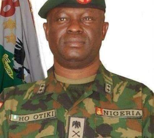 Alleged N400m Theft: Ex-Army GOC, Otiki Rejects Adeosun As Court Marshal President