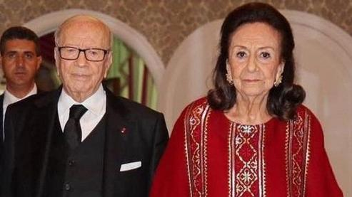 Tunisian President's Wife Dies, Two Months After Husband's Death